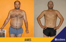 James Testimonial